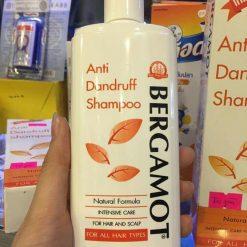 Bergamot Anti Dandruff Shampoo