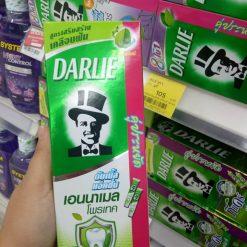 Kem đánh răng Darlie Toothpaste Double Action Enamel Protect 140g