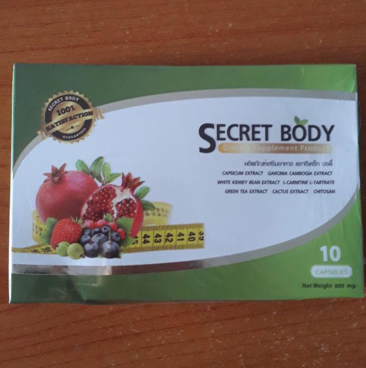 Thuốc Giảm Cân Secret Body
