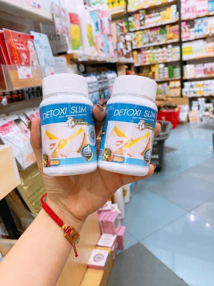 Thuốc giảm cân Dotoxi Slim thái lan