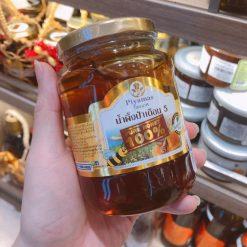 Mật ong nguyên sáp ong