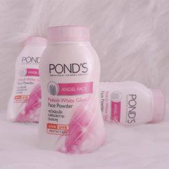Phấn phủ dạng bột siêu mịn Pond's Angel Face Pinkish White Glow