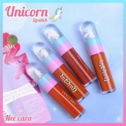NEE CARA Colorful Unicorn Juicy Lip Gloss
