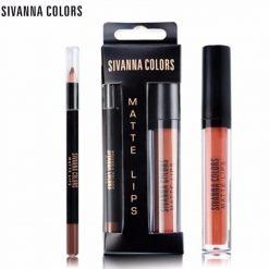 Sivanna Matte lips HF7004