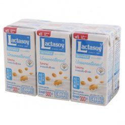 Sữa Đậu Nành Lactasoy Thái Lan 300ml