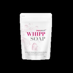 [Hàng Thái] Soap Rửa Mặt Tạo Bọt SnailWhite Whipp Soap