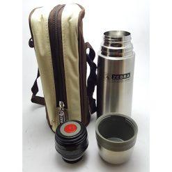 Zebra Vacuum Flask Prima II