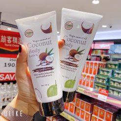 i-nature Coconut Body Lotion