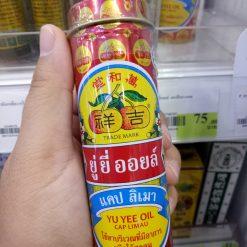 dầu Yu Yee