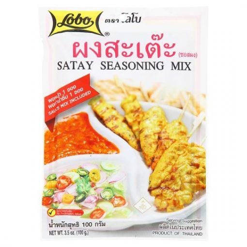 Lobo Satay Seasoning Mix 100 g