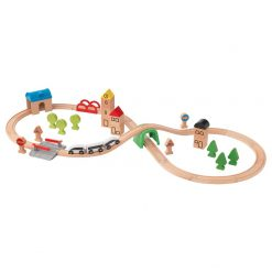 đồ chơi xe lửa ikea