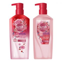 Sunsilk Natural Conditioner Perfume Blossom Rose