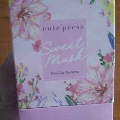 nước hoa cute press sweet musk eau de toilette