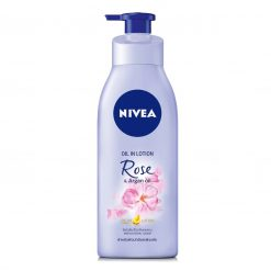Nivea Oil In Lotion Rose & Argan Oil
