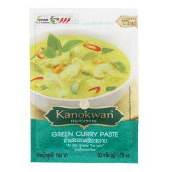 Kanokwan Green Curry Paste
