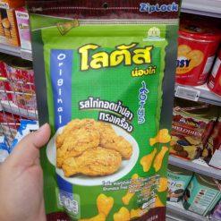 Snack Đùi Gà Dorkbua Lotus Thái Lan 115g