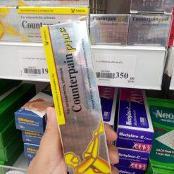 Dầu nóng xoa bóp Thái Lan Counterpain Plus