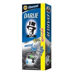 Kem đánh răng Darlie Toothpaste All Shiny White Charcoal Clean 140g