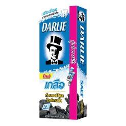 Kem đánh răng darlie Toothpaste Salt Charcoal Whitening 140g