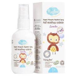 KINDEE Organic Mosquito Repellent Spray