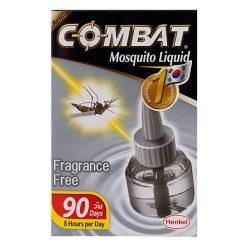 Tinh dầu thay máy đuổi muỗi Combat