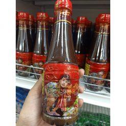 Thai Fermented Fish Sauce Esan Phasuab 350ml