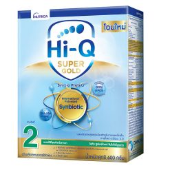 Sữa bột NUTRICIA Hi-Q Super Gold Synbio ProteQ Stage 2 600g