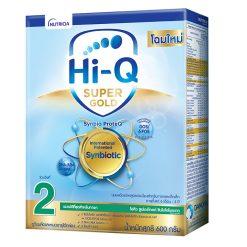 Sữa bột NUTRICIA Hi-Q Super Gold Synbio ProteQ Stage 2 600g