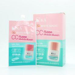 KA UV White Magic CC SPF 30 PA ++ Mint