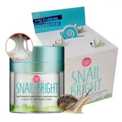 Kem dưỡng da Cathy Doll Snail Bright Whitening Cream 50g