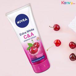 Dưỡng thể trắng da Nivea Extra White C&A Vitamin Lotion