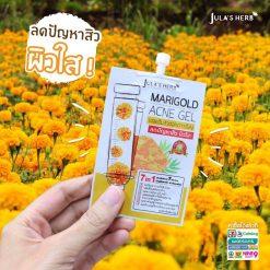 Gel trị mụn Jula's Herb Marigold Acne Gel 8ml